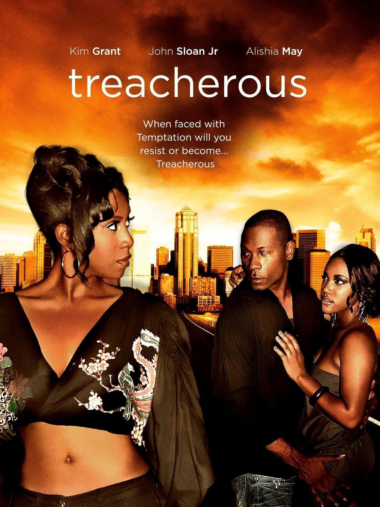 Treacherous on FREECABLE TV