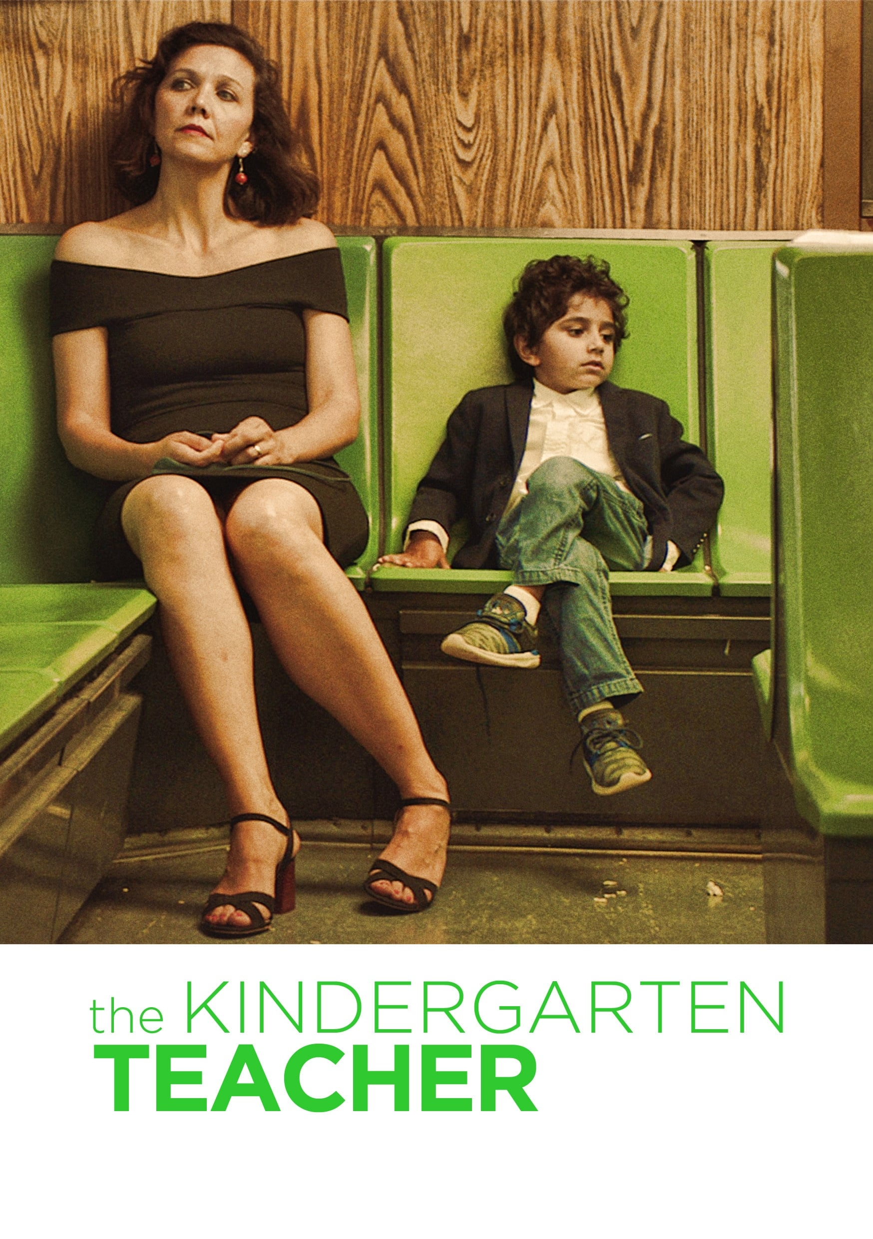 Poster and image movie Film The Kindergarten Teacher - The Kindergarten Teacher 2018