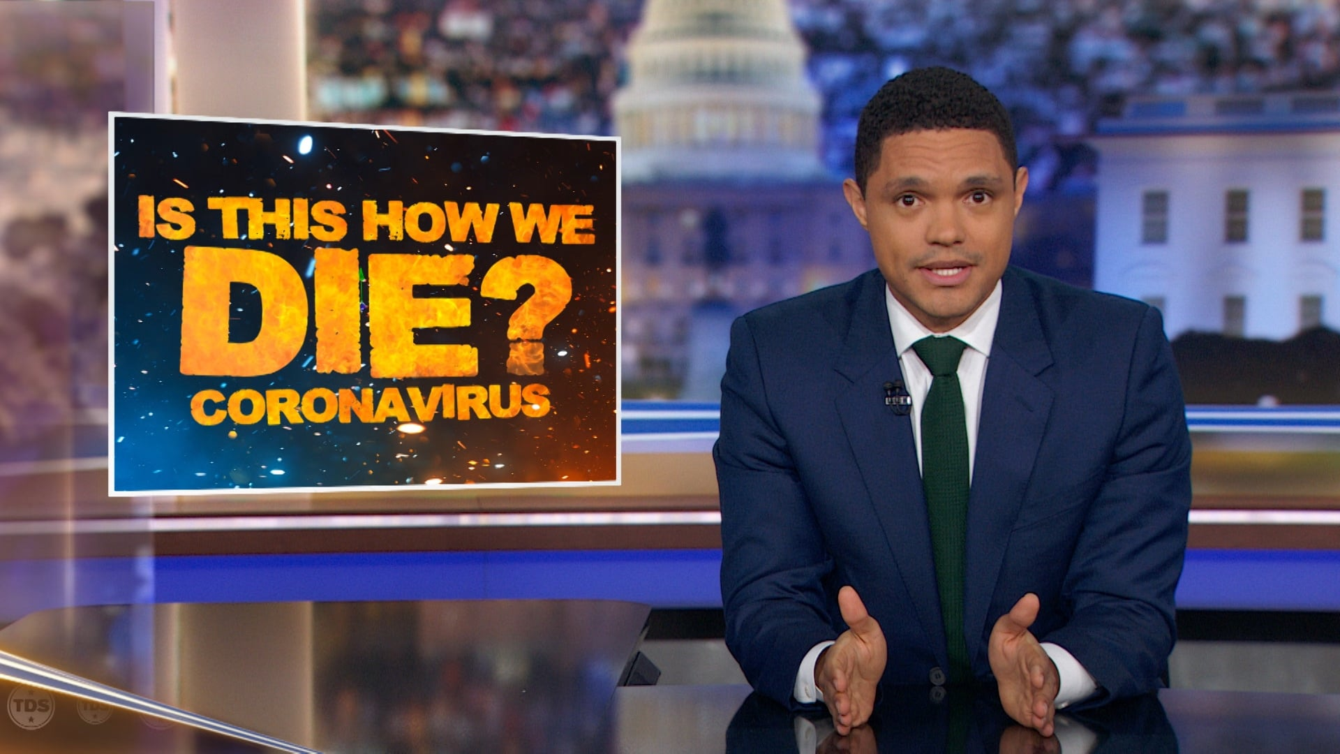 The Daily Show with Trevor Noah Season 25 :Episode 66  Kiley Reid