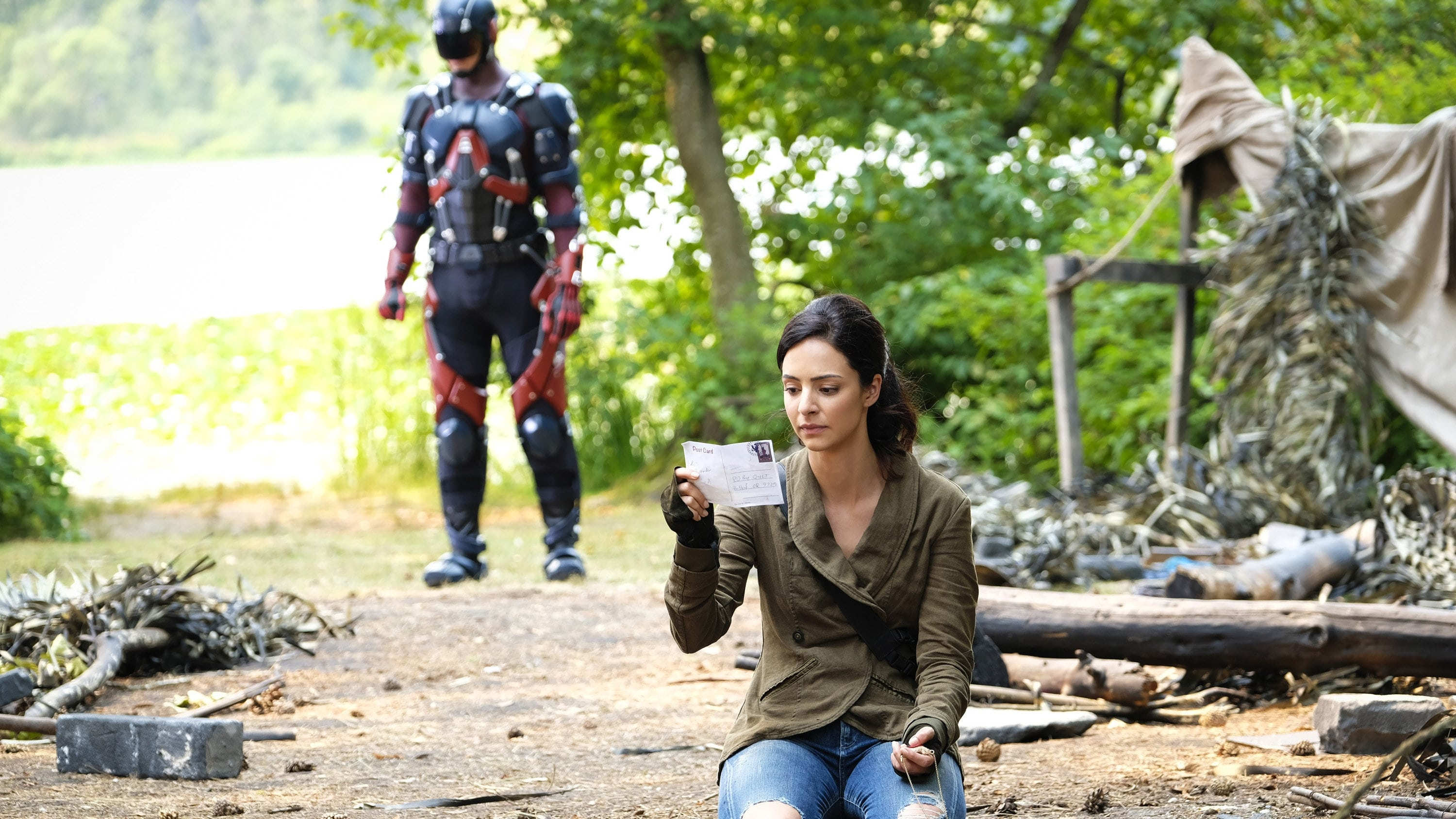 DC's Legends of Tomorrow - Season 3 Episode 3 : Zari