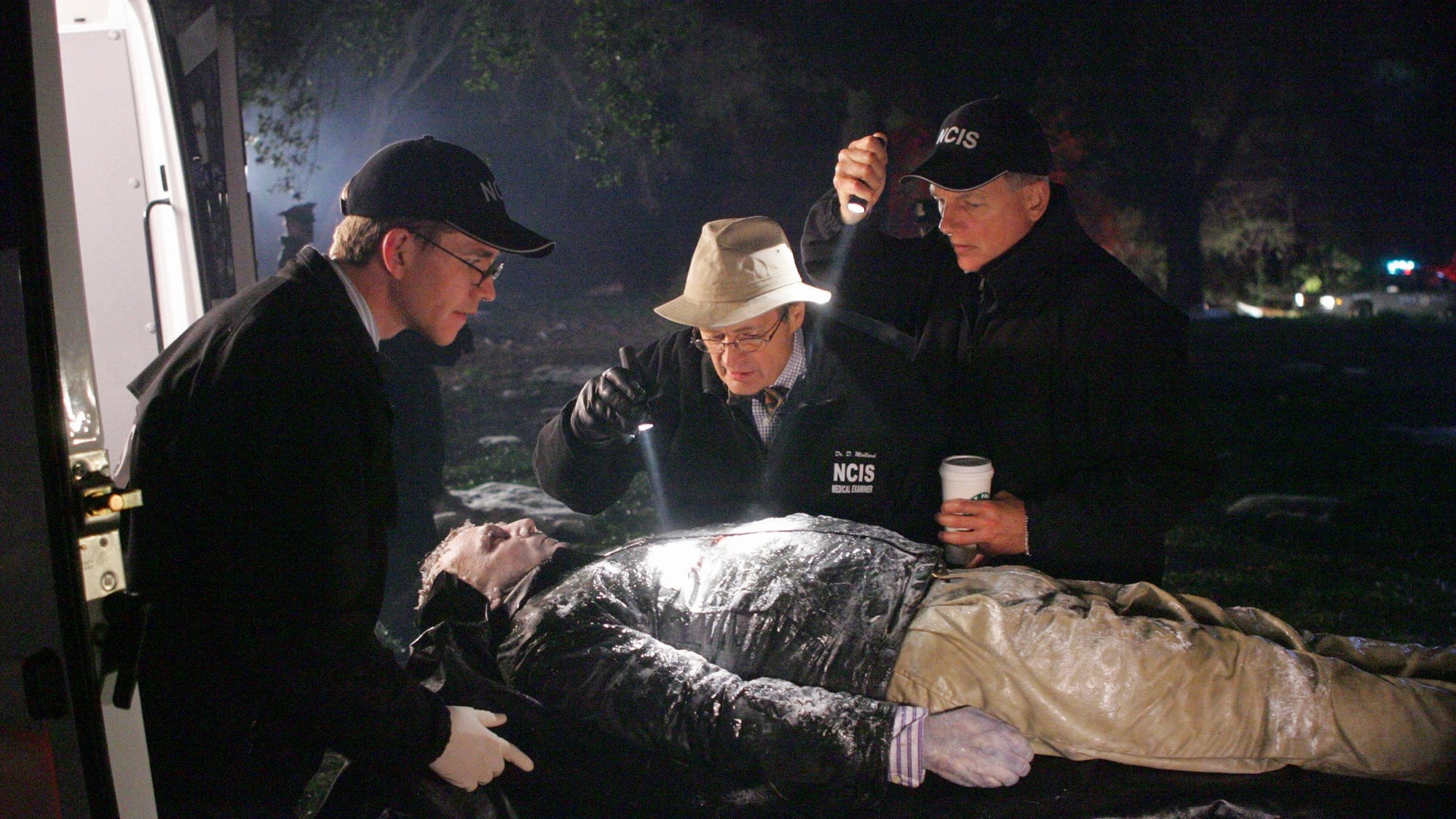 NCIS Season 3 :Episode 19  Iced