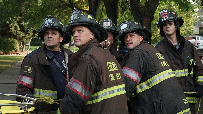 Chicago Fire Staffel 5 Stream Deutsch
