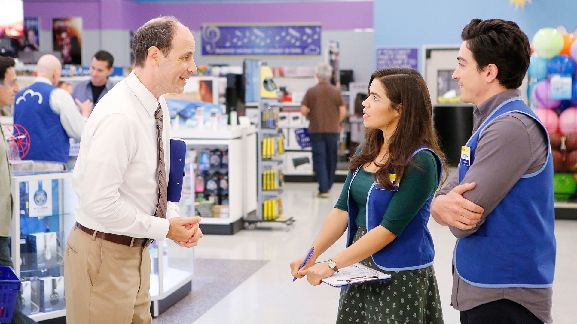 Superstore Season 2 :Episode 3  Back to Work
