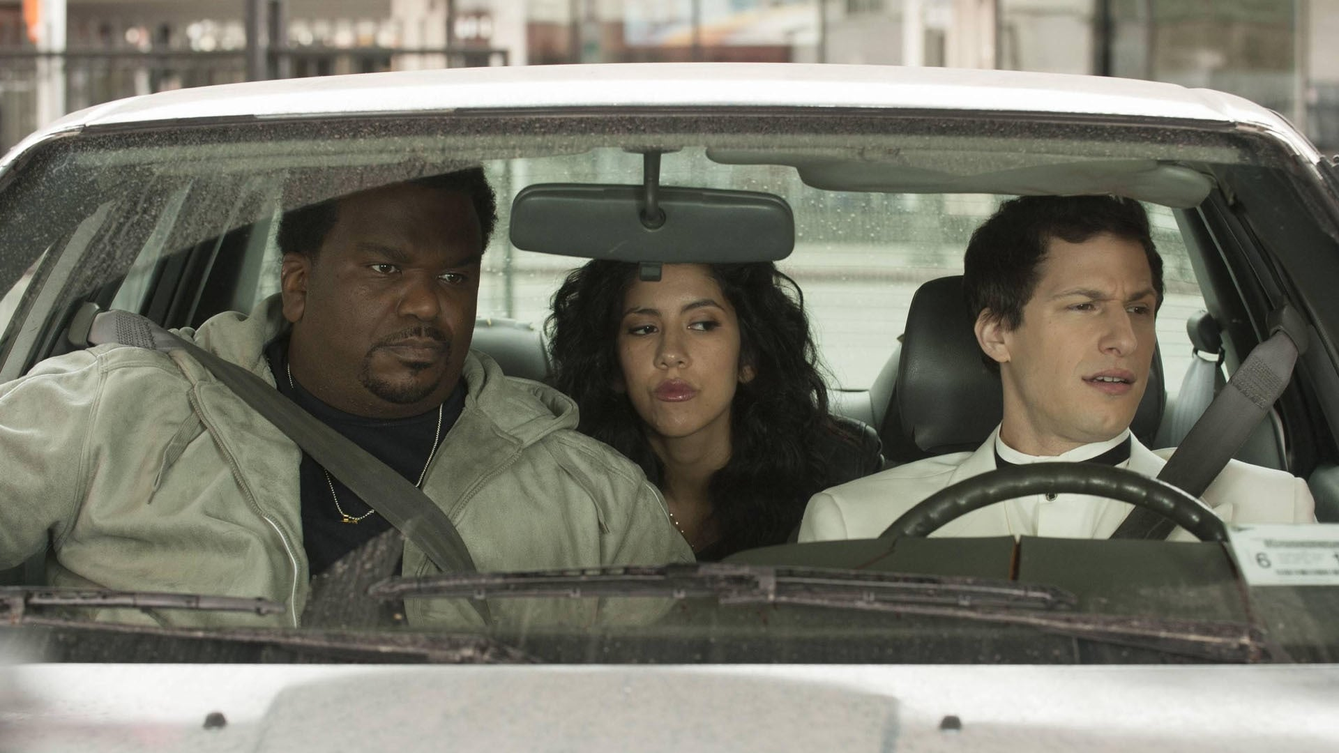 Brooklyn Nine-Nine Season 1 :Episode 12  Pontiac Bandit