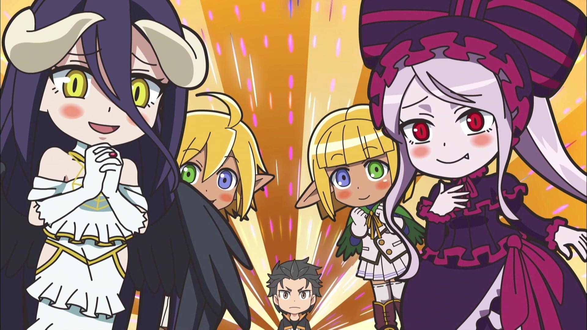 Isekai Quartet Season 1 :Episode 6  Decision! Class Rep