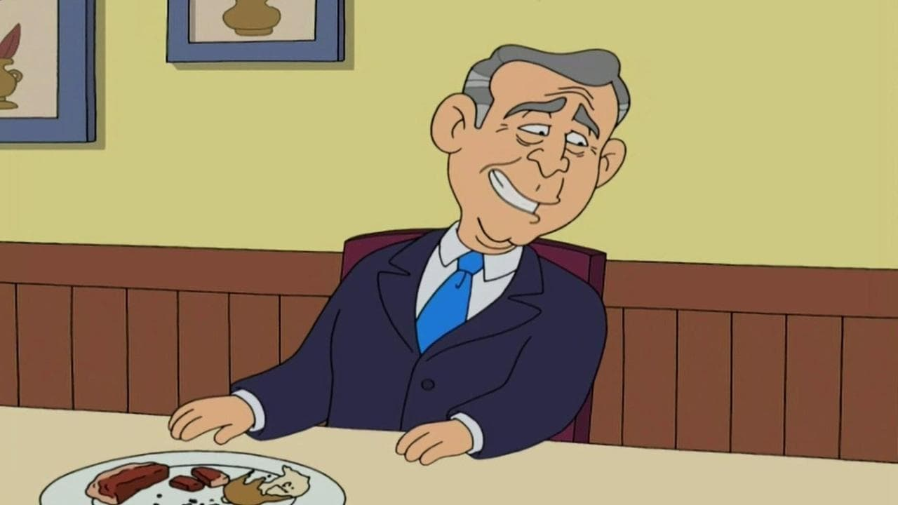 American Dad! Season 3 :Episode 10  Bush Comes to Dinner