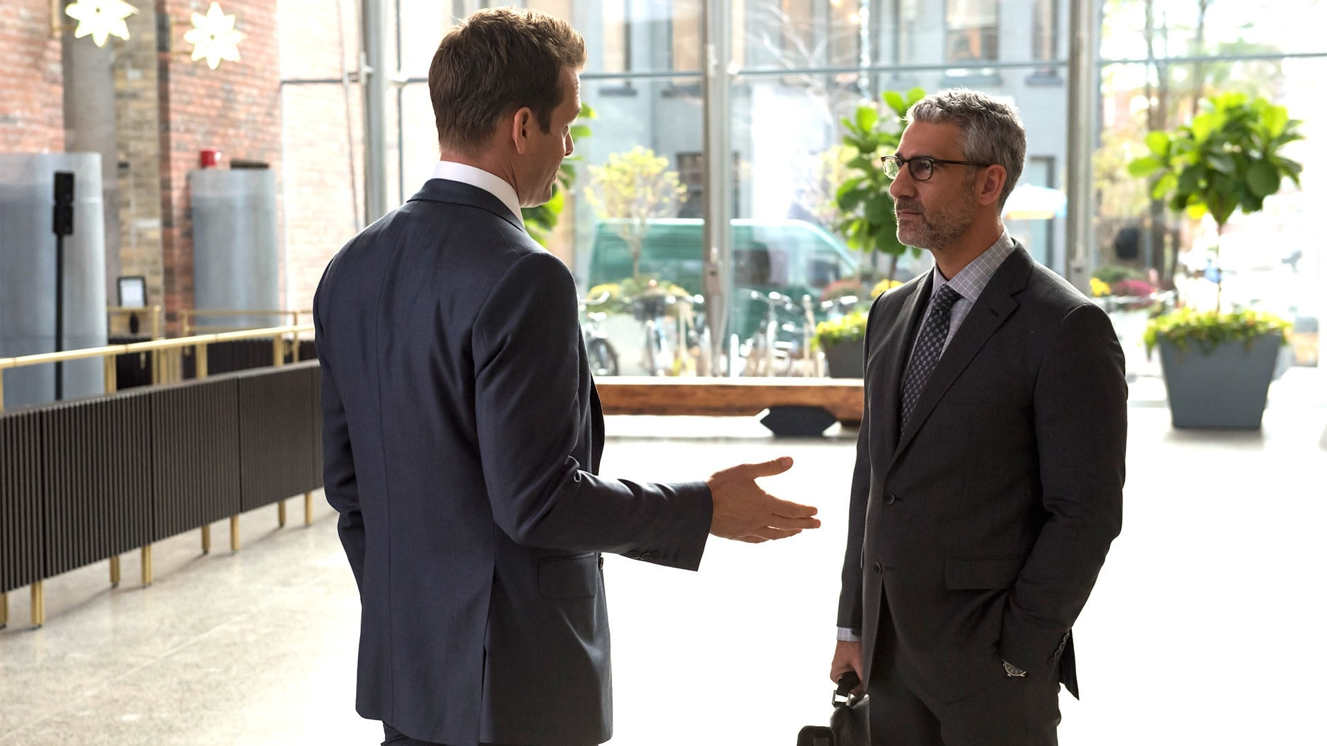 Suits Season 6 :Episode 14  Admission of Guilt