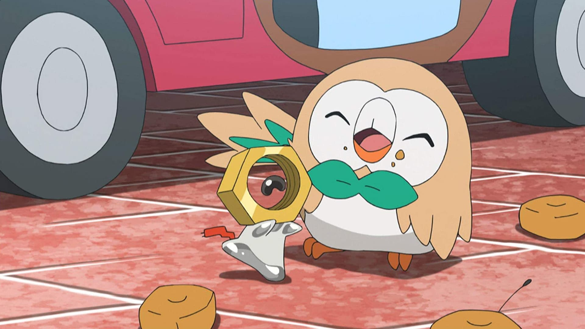 Pokémon Season 22 :Episode 20  Got Meltan?