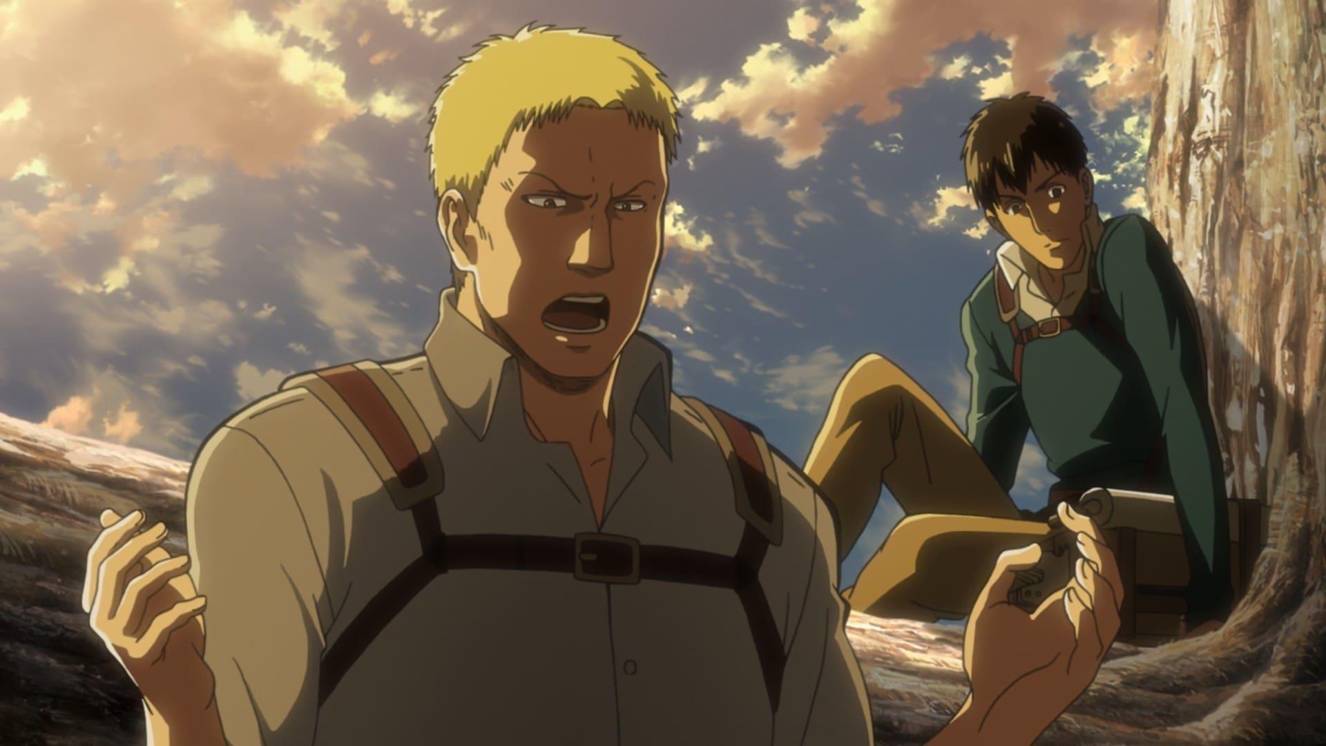 Nonton Attack on Titan: Season 2 Episode 9 - Opening ...