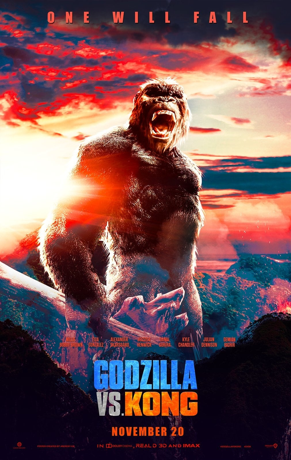 Godzilla 2021 Film