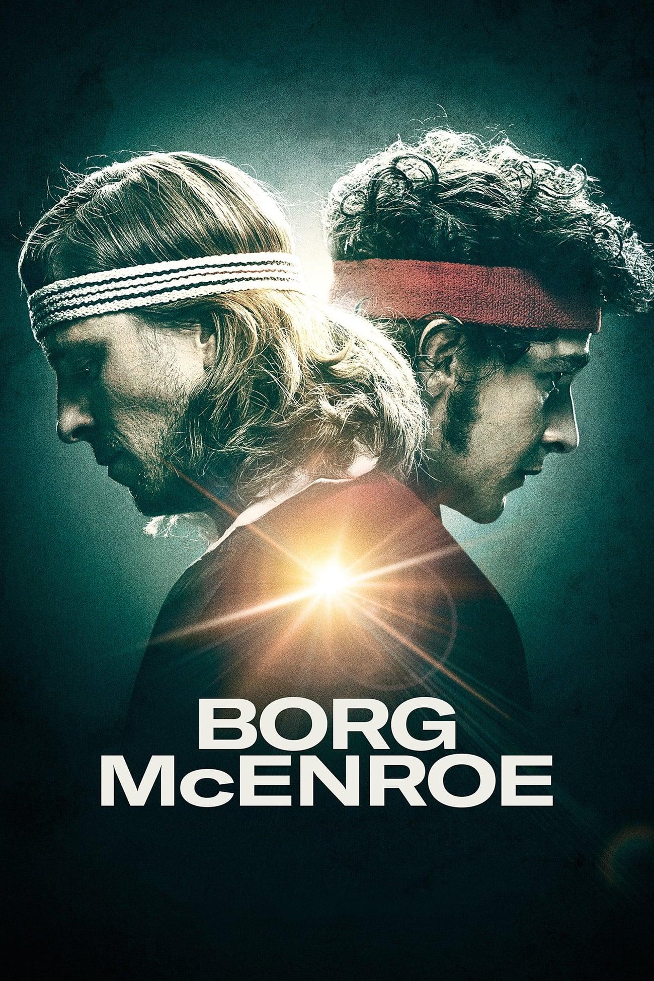 Borg vs McEnroe ()