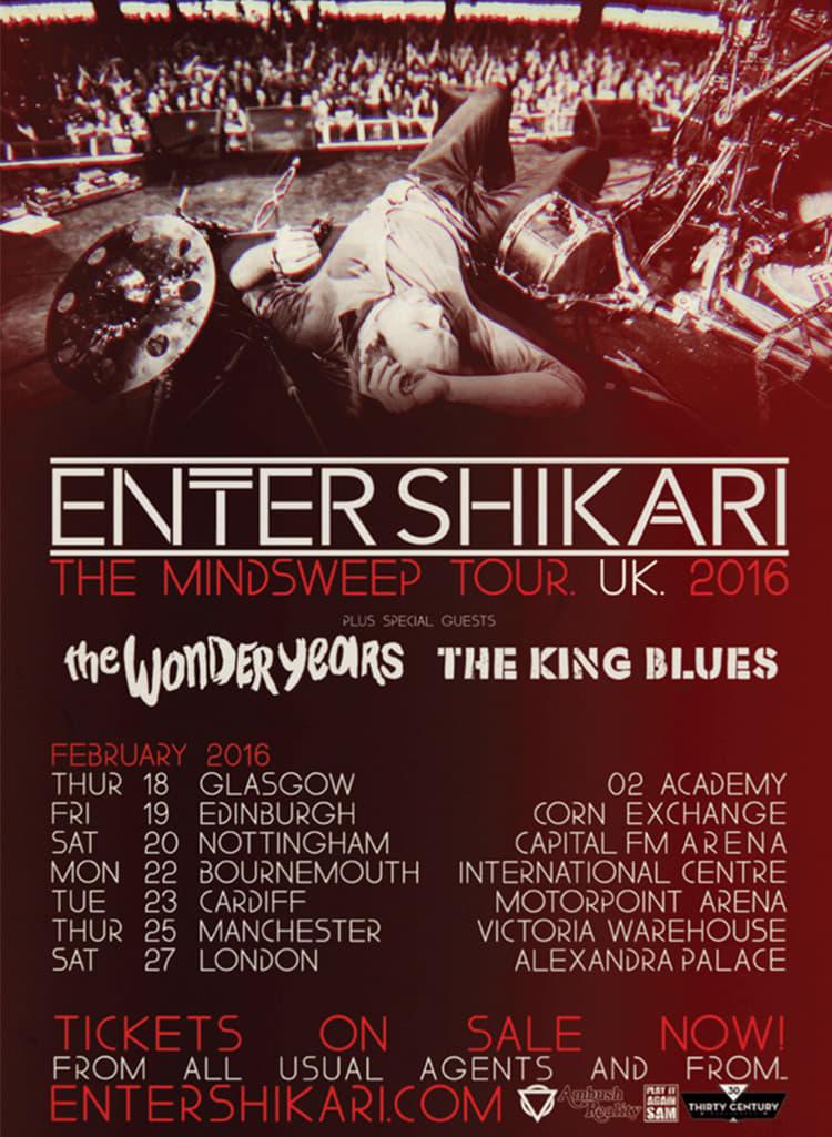Enter Shikari - Live in London 2012 (1970)