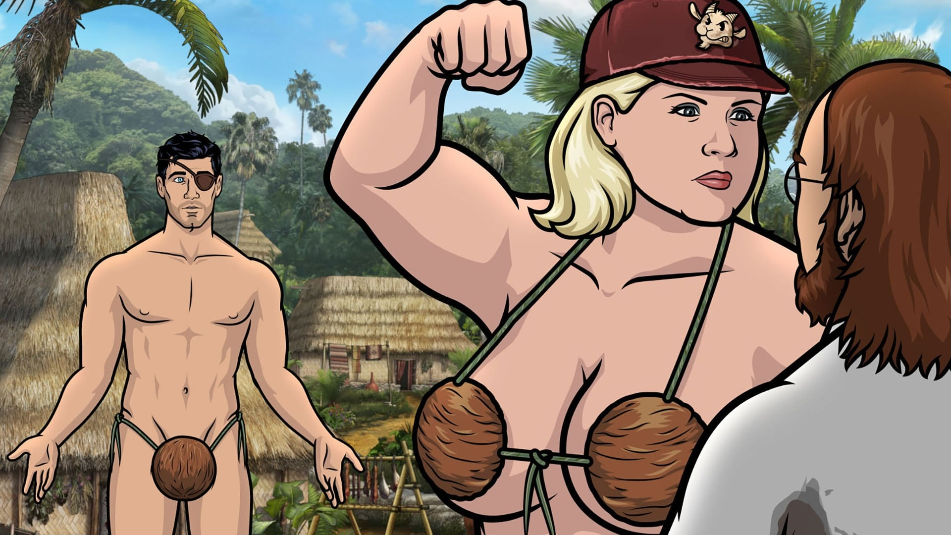 Archer Season 9 :Episode 6  Some Remarks on Cannibalism