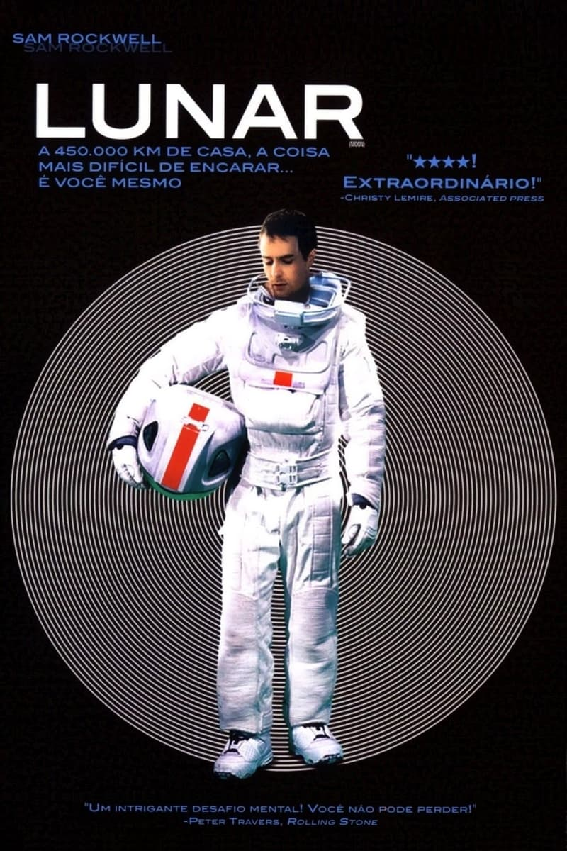 Lunar – Legendado (2009)