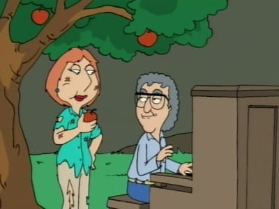 Family Guy Season 2 :Episode 3  Da Boom