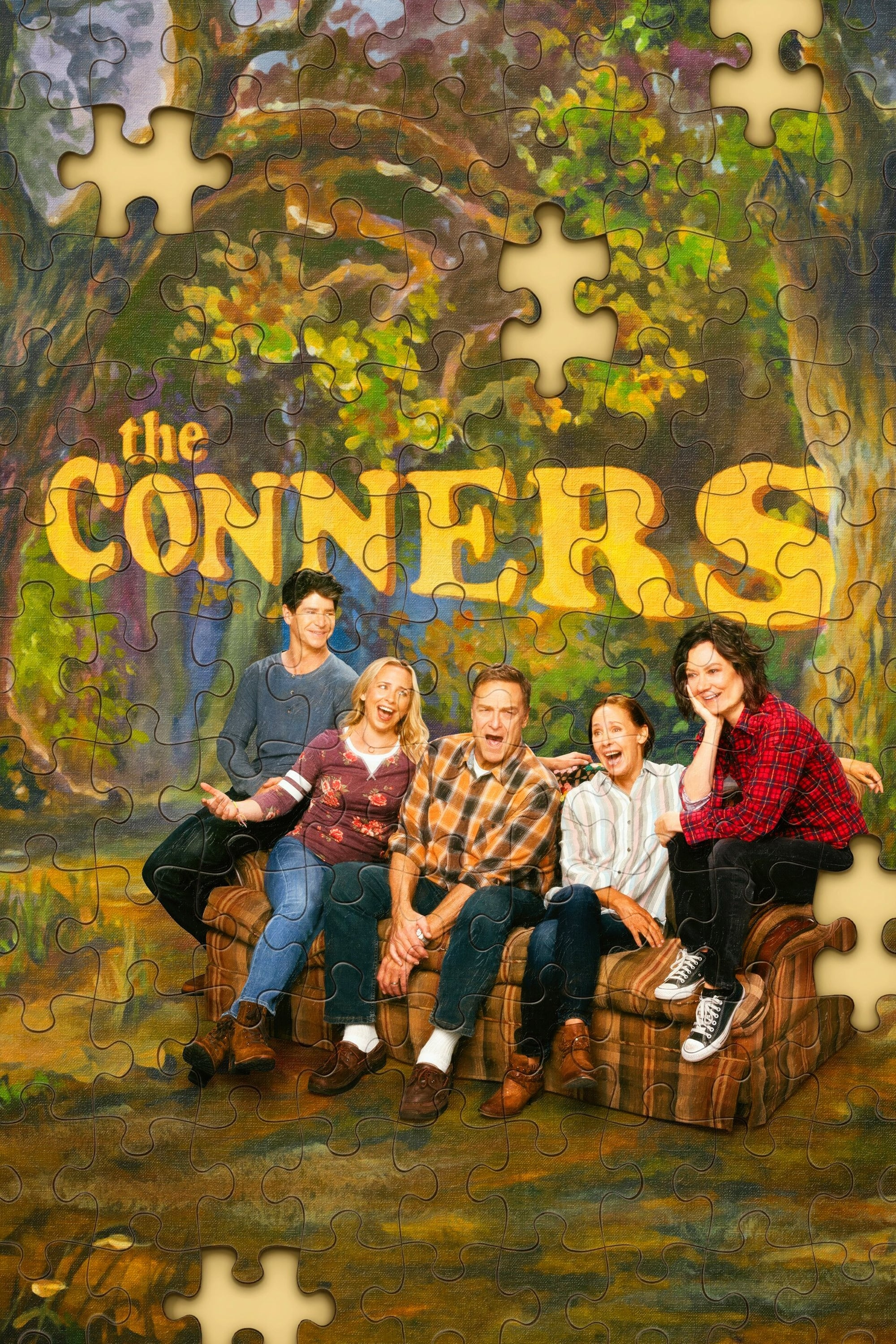 The Conners TV Shows About Family Relationships