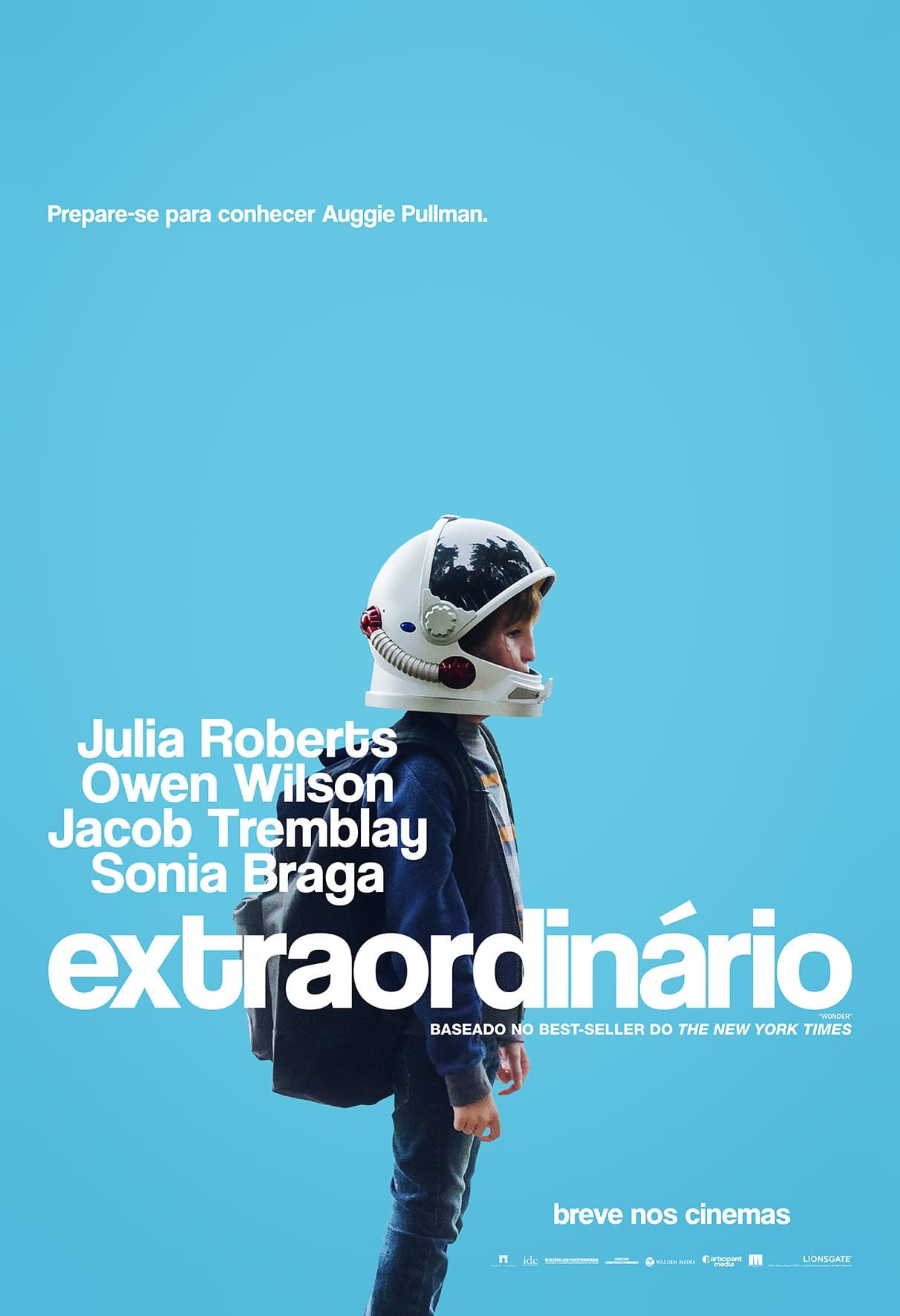 Extraordinário Torrent (2018) Legendado e Dual Áudio Dublado HDRip 1080p Download