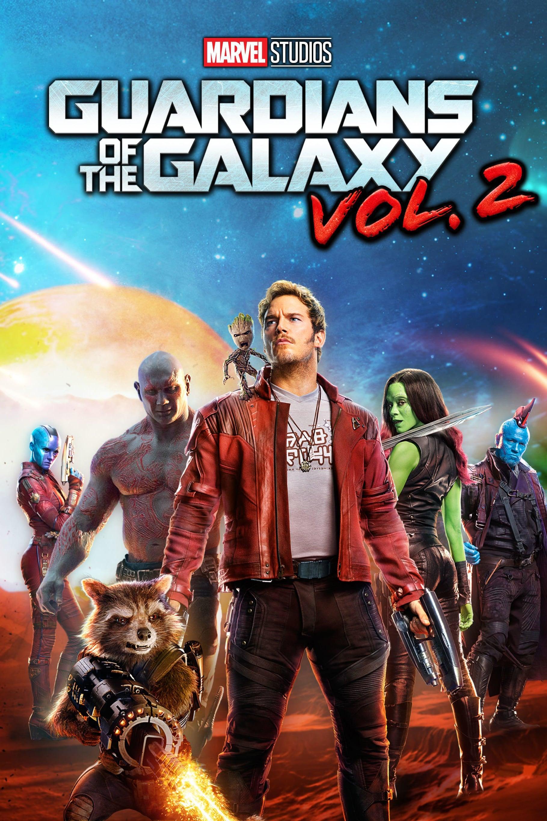 Guardiões da Galáxia Vol. 2 Dublado
