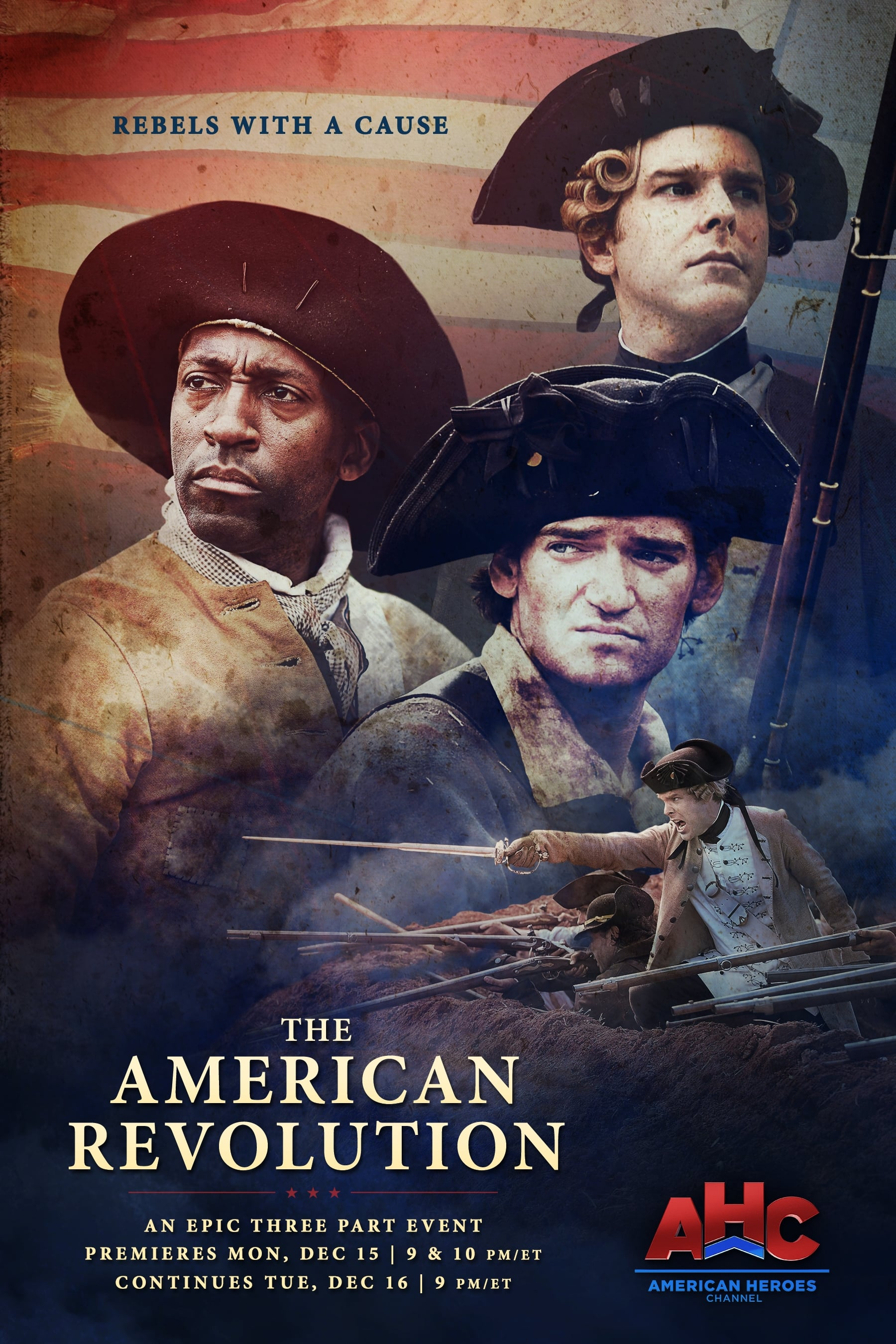The American Revolution TV Shows About American Revolution