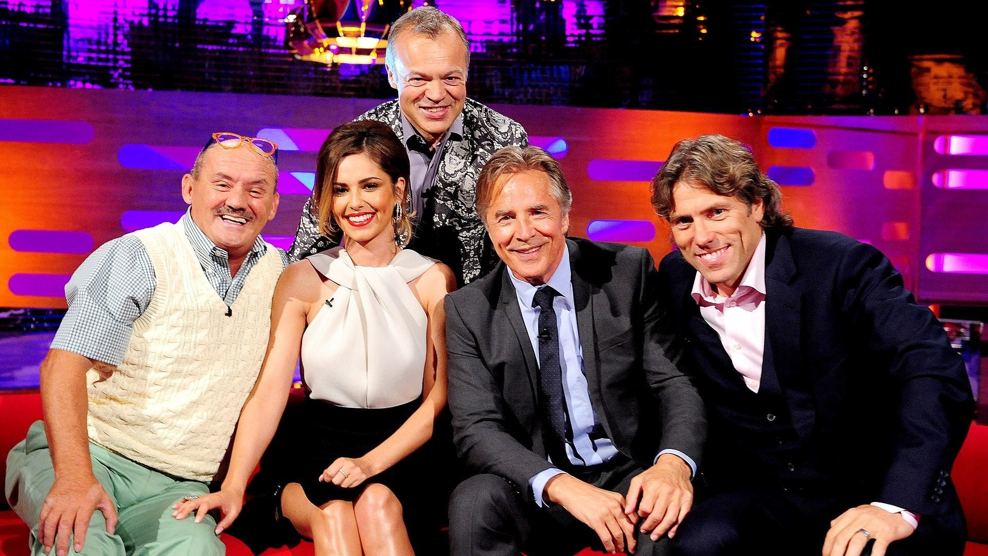 The Graham Norton Show Season 15 :Episode 12  Cheryl Cole, Don Johnson, John Bishop, Brendan O'Carroll
