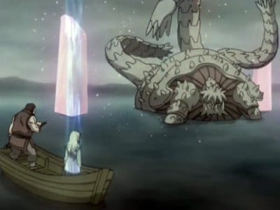 Naruto Shippūden Season 5 :Episode 99  The Rampaging Tailed Beast