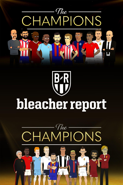 The Champions (2018)