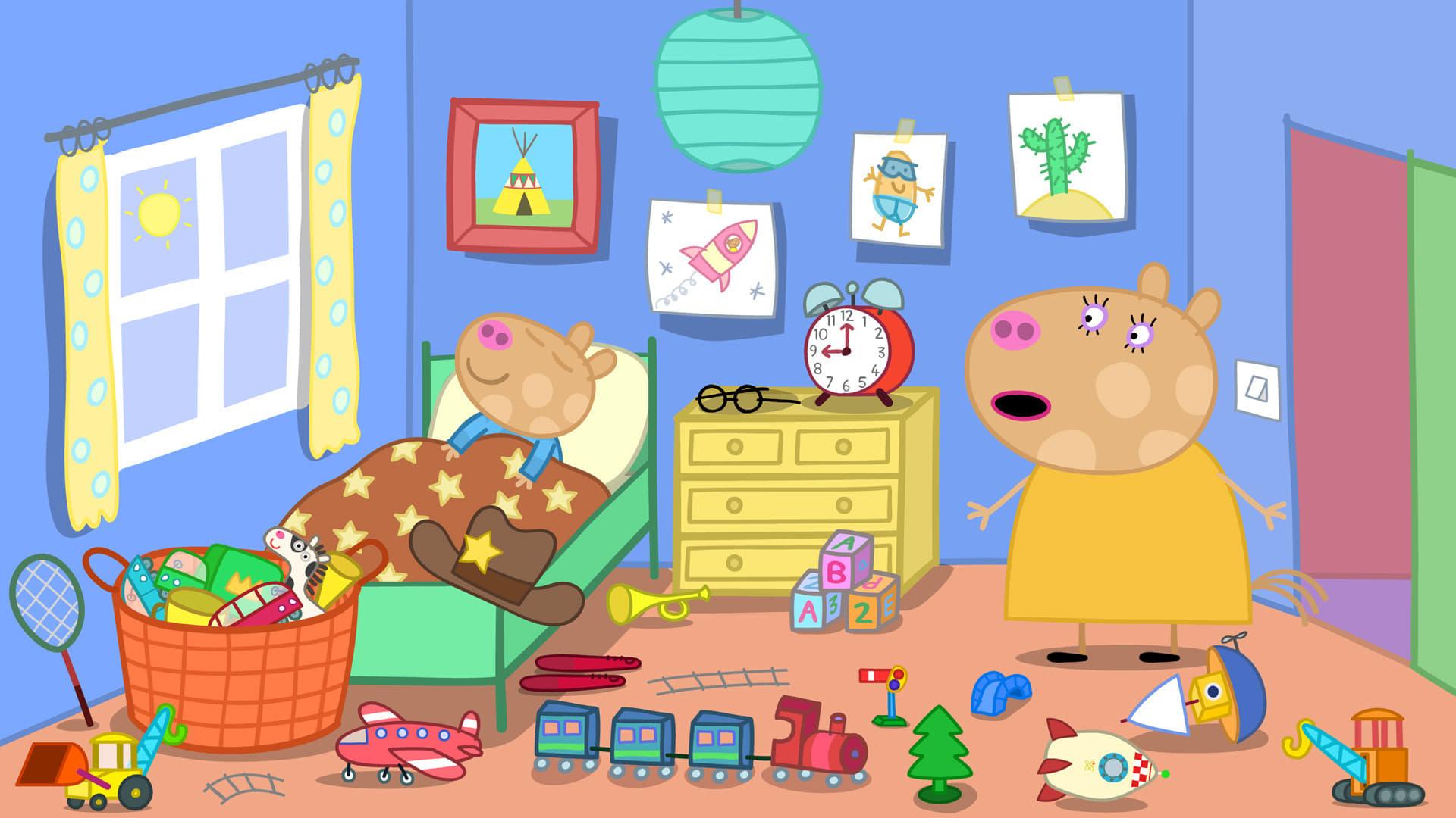Peppa Pig Season 4 :Episode 41  Pedro Is Late