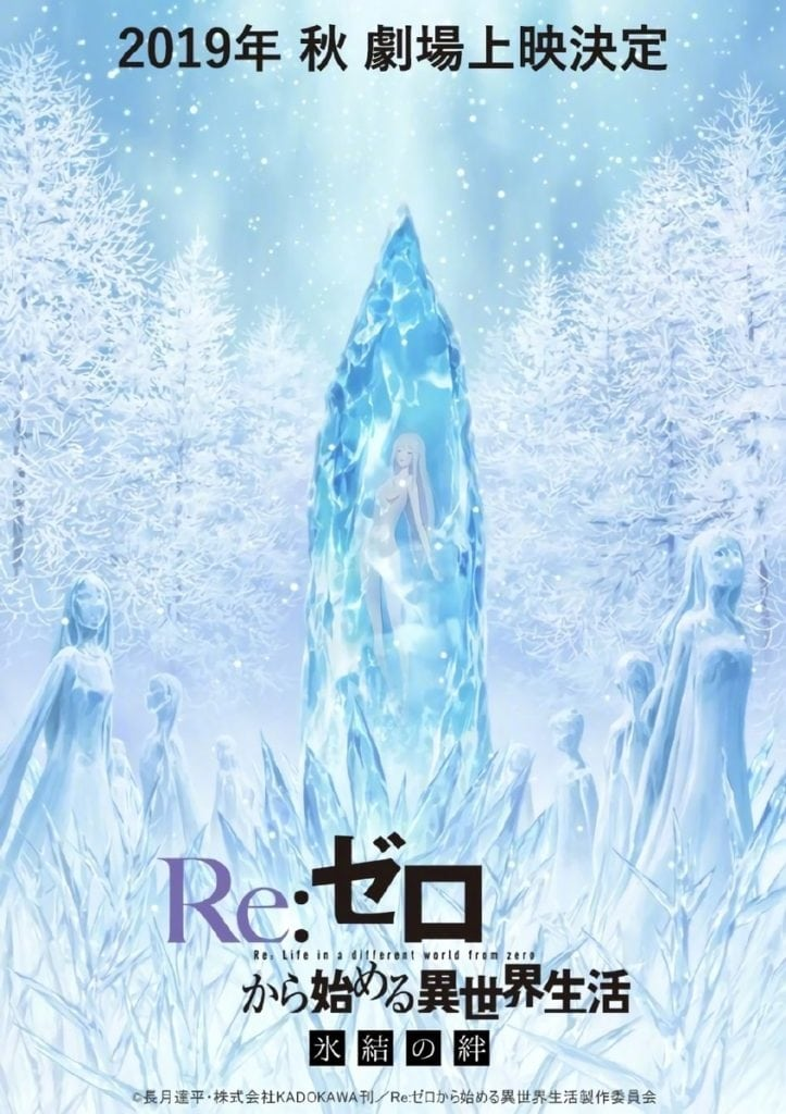 Re:Zero kara Hajimeru Isekai Seikatsu – Hyouketsu no Kizuna Sub Indo