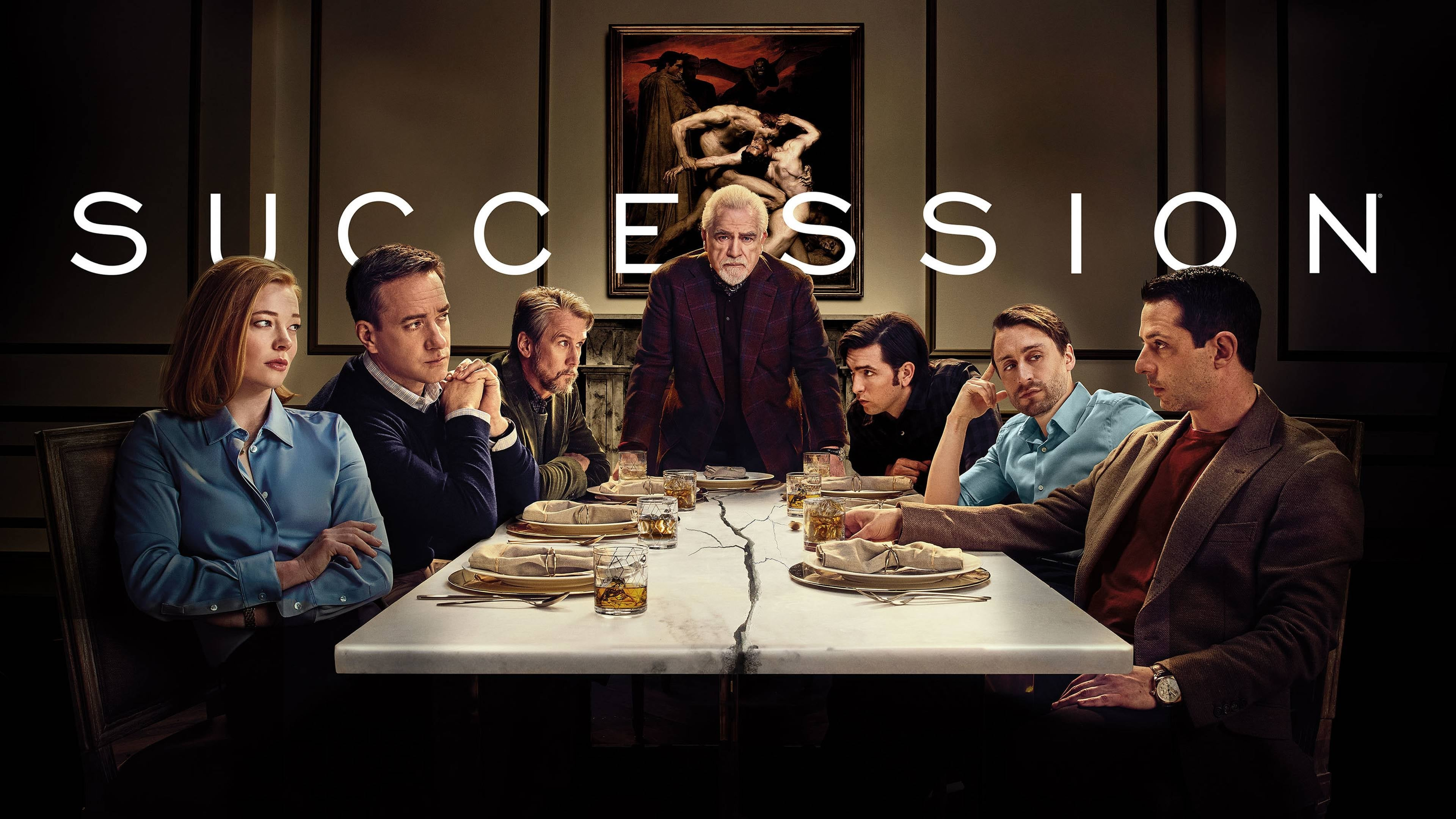 Starting date for third season of Succession