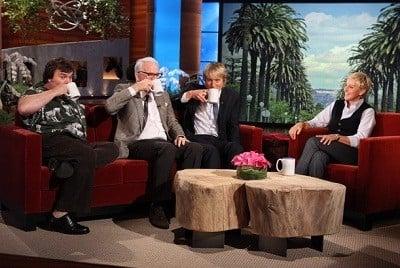 The Ellen DeGeneres Show Season 9 :Episode 21  Steve Martin, Jack Black & Owen Wilson, Christina Grimmie