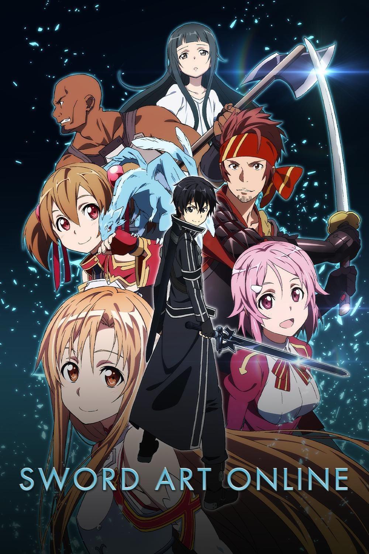 ソードアート・オンライン TV Shows About Sword Fight