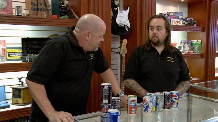 Pawn Stars Season 10 :Episode 6  Colts and Vikings