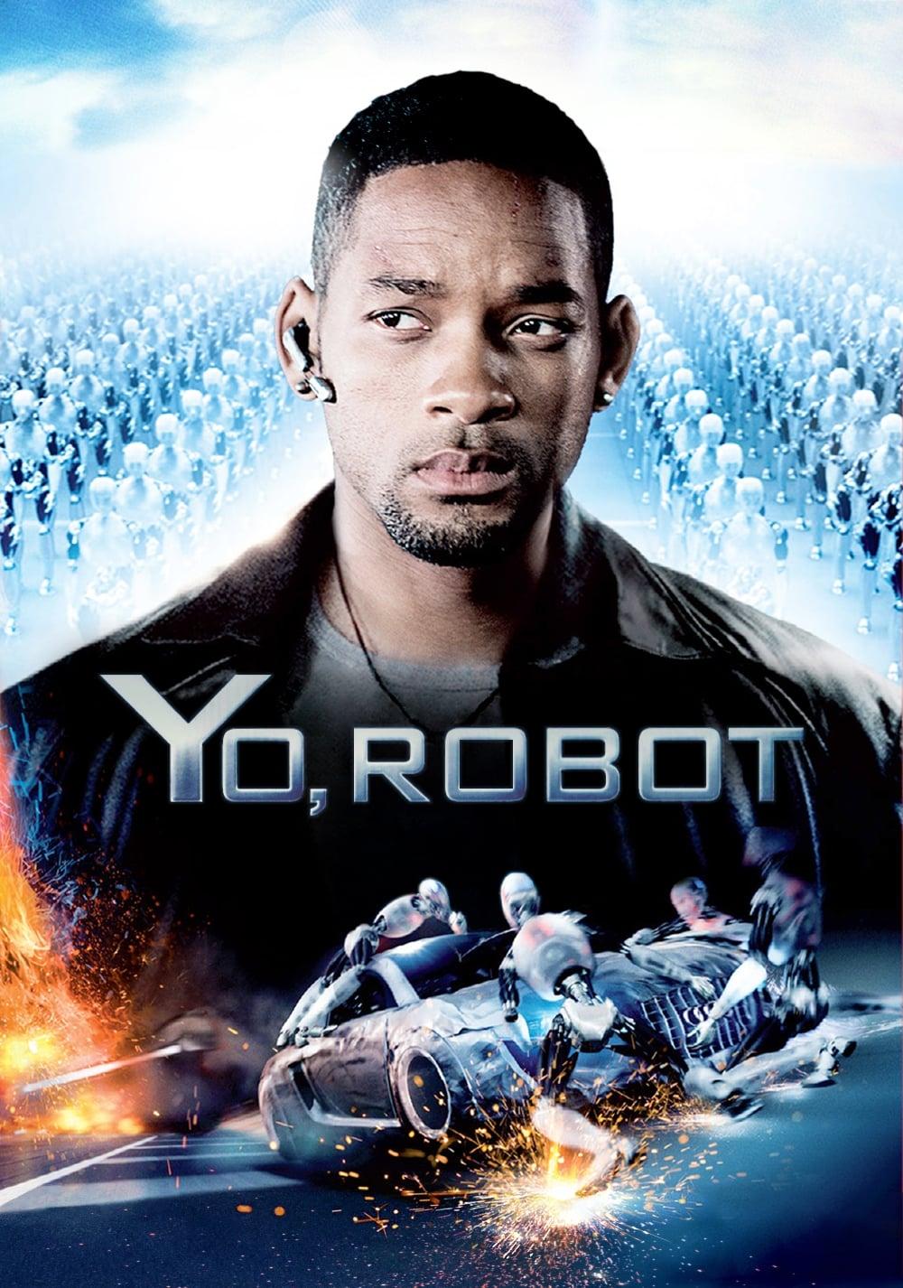 I, Robot Stream
