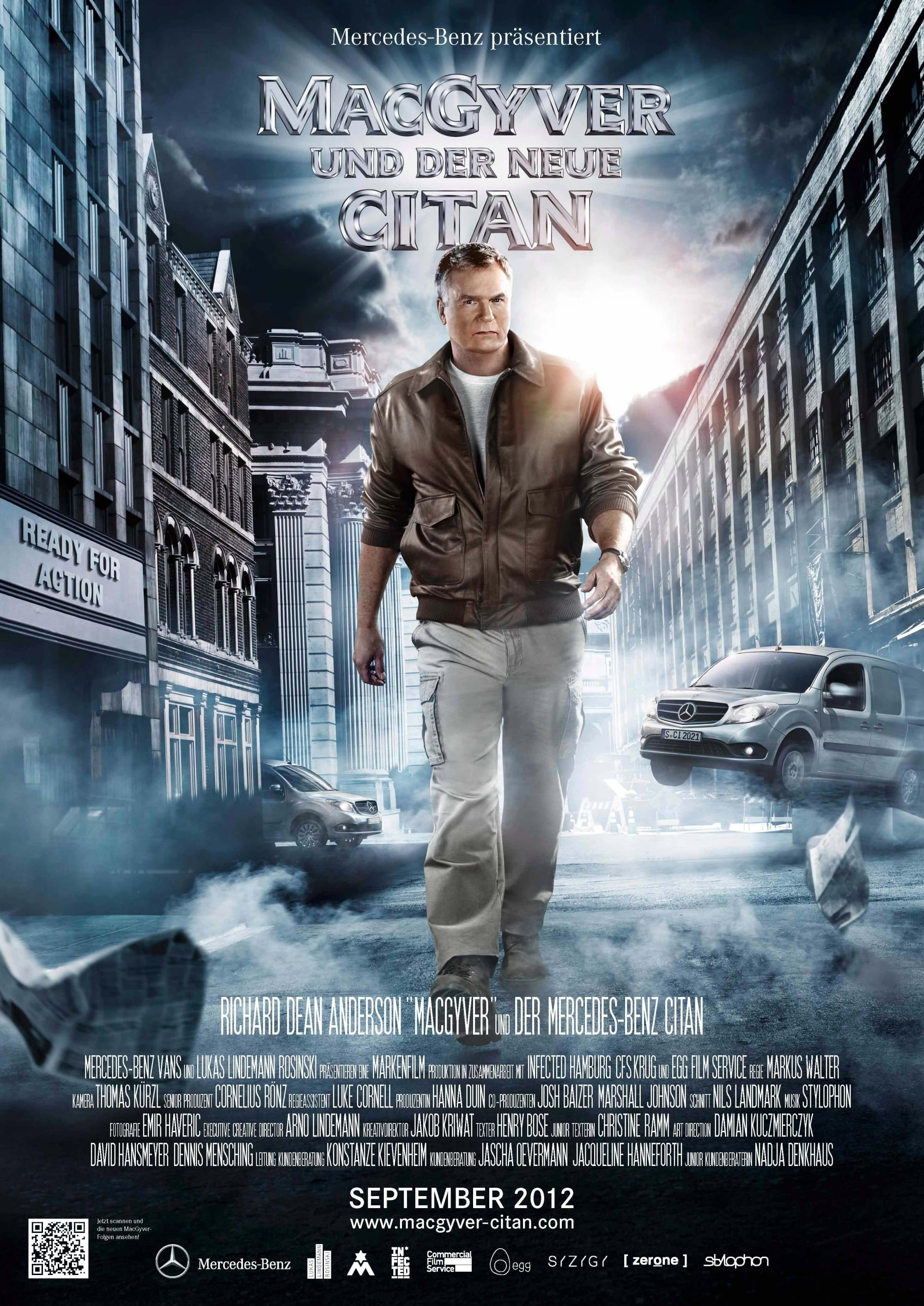 MacGyver and the New Citan (2012)