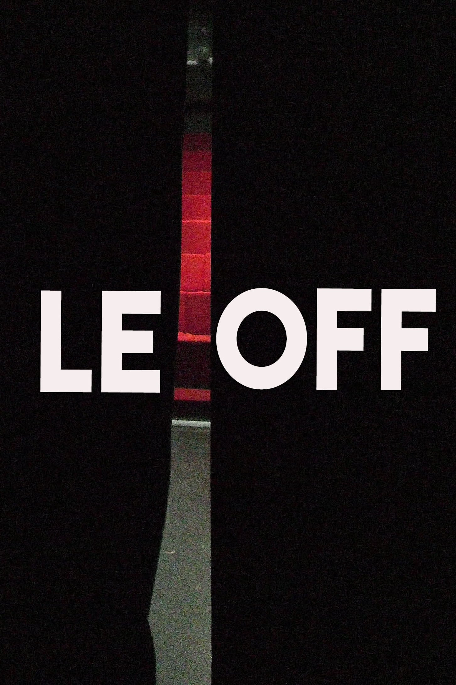 LE OFF Poster