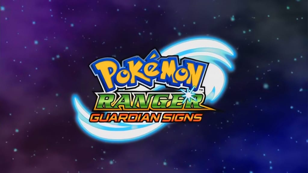 Pokémon Season 0 :Episode 40  Pokémon Ranger: Guardian Signs
