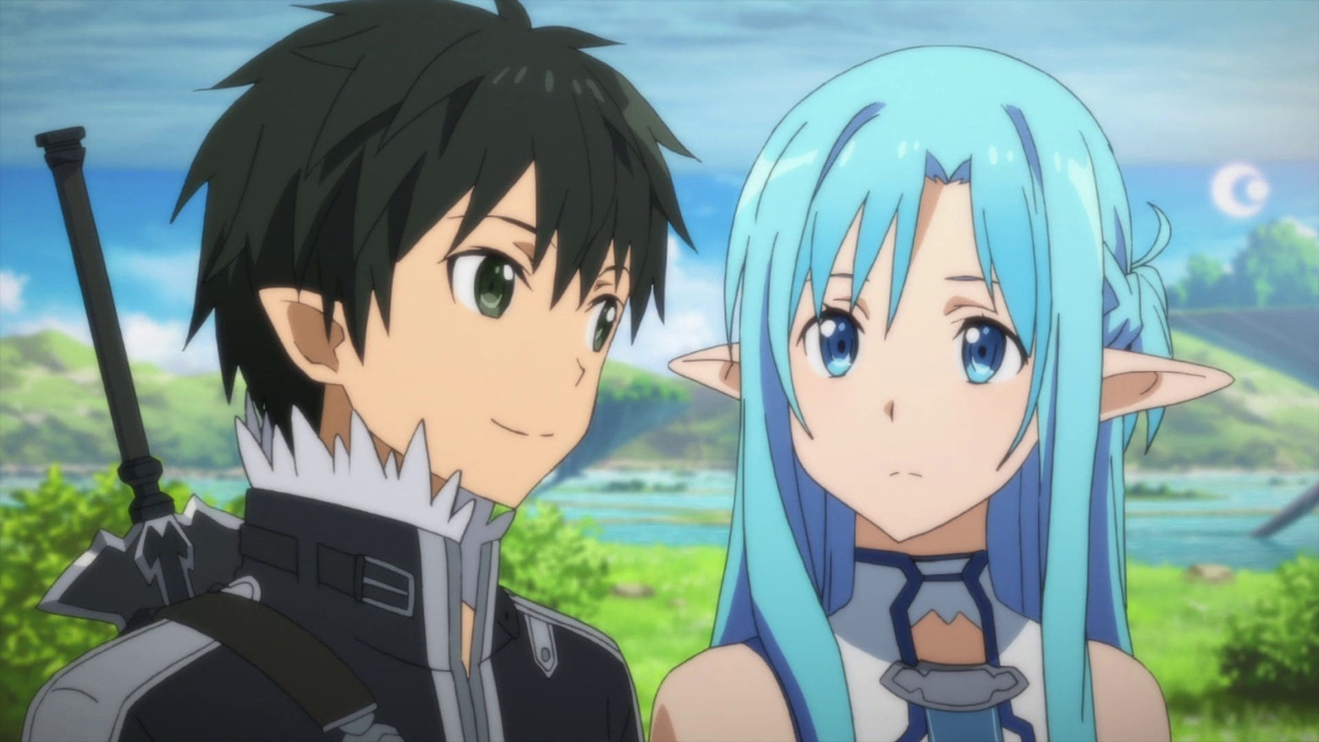 Sword Art Online Season 2 :Episode 19  Absolute Sword