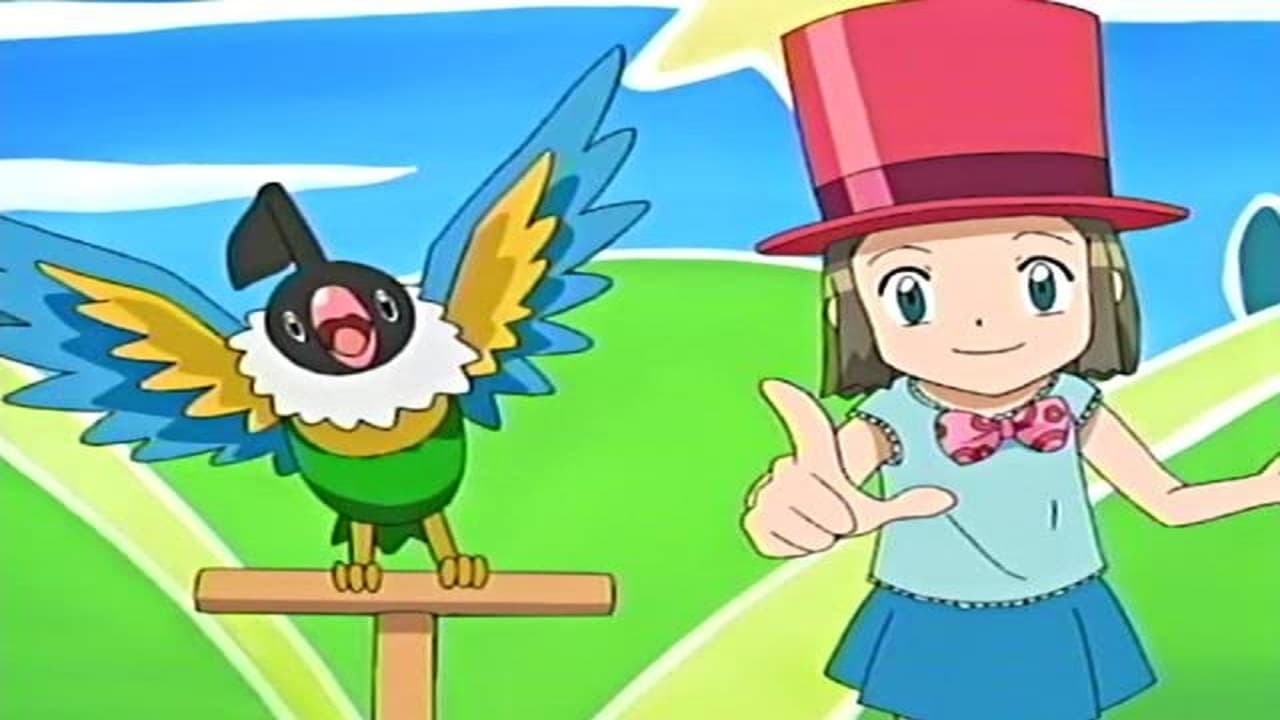 Pokémon Season 9 :Episode 37  Strategy Tomorrow – Comedy Tonight!