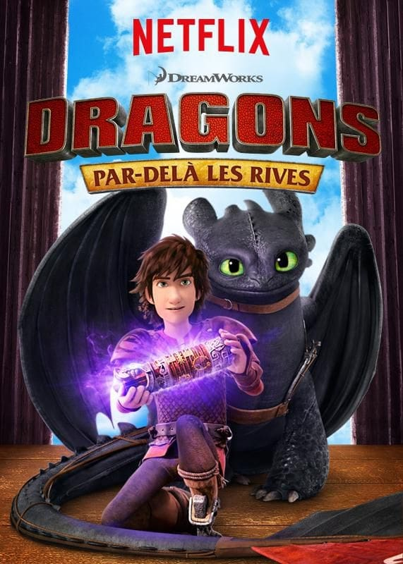 Dragons: Race to the Edge (2015)