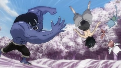 Fairy Tail Season 6 :Episode 5  Gray vs. Doriate