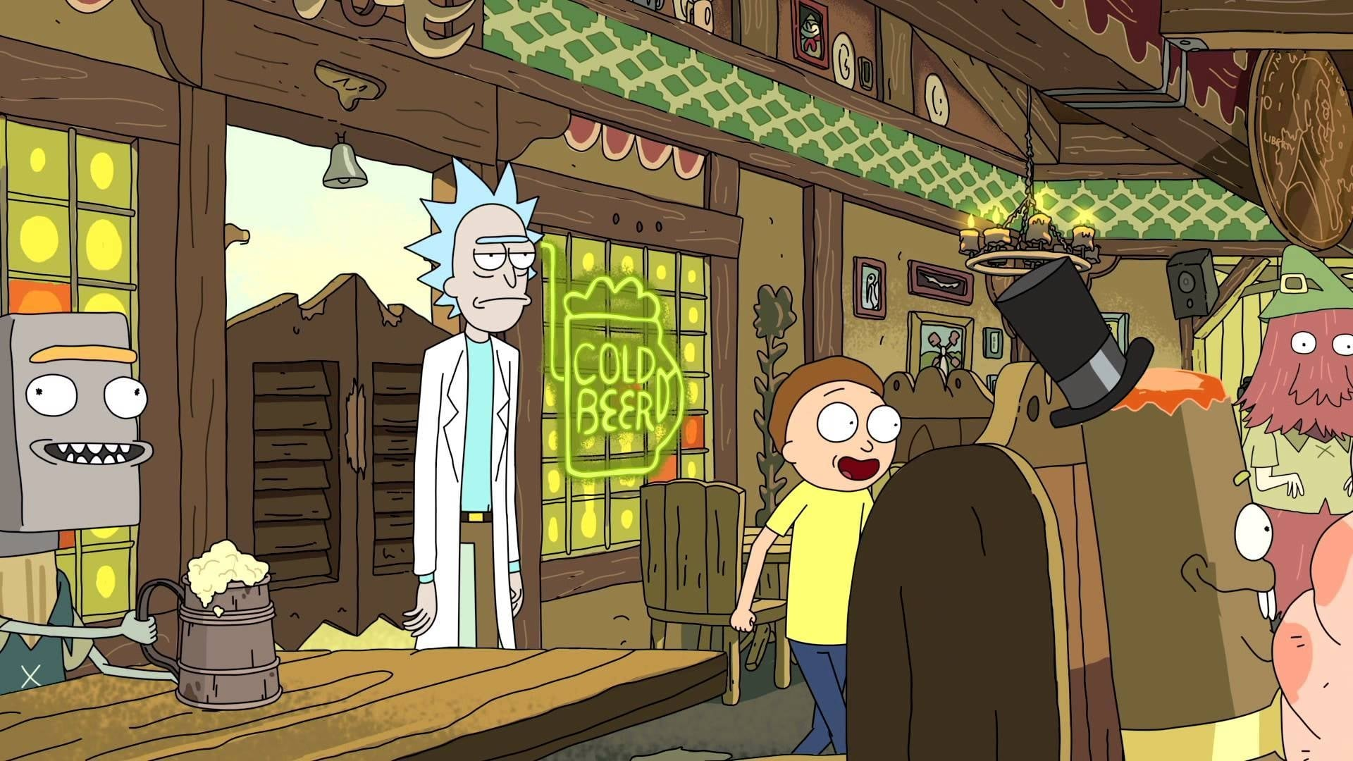 Rick and Morty - Season 1 Episode 5 : Meeseeks and Destroy
