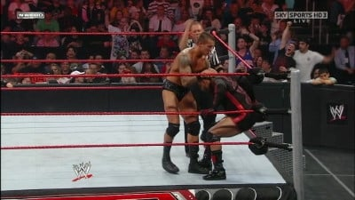 WWE Raw Season 17 :Episode 17  Episode #834