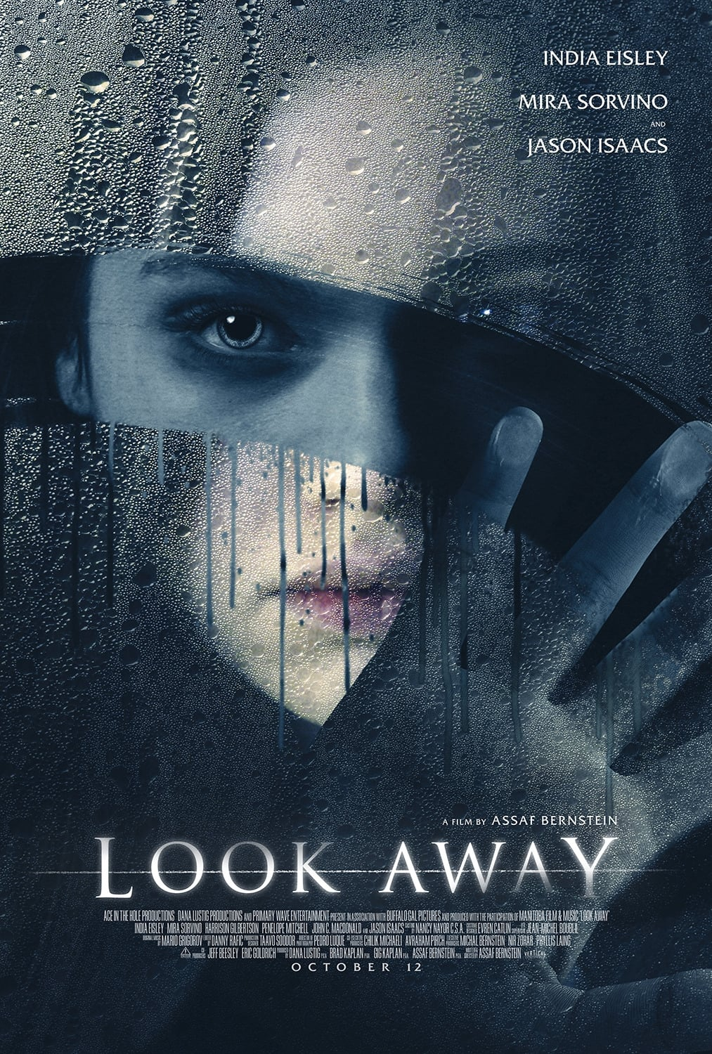 Poster and image movie Film Look Away - Look Away 2018