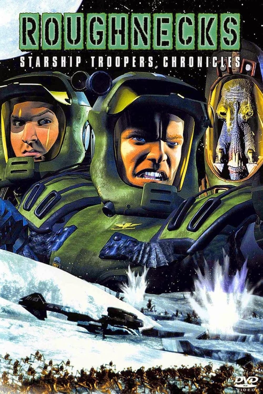 Roughnecks: Starship Troopers Chronicles TV Shows About Space Travel