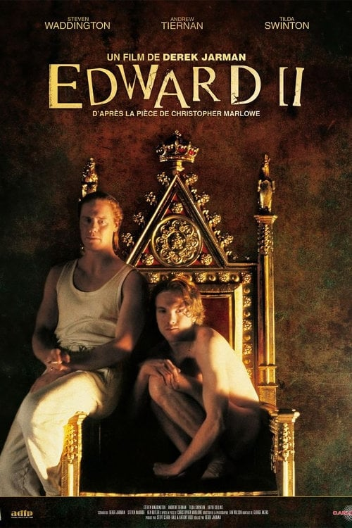 Edward the second gay