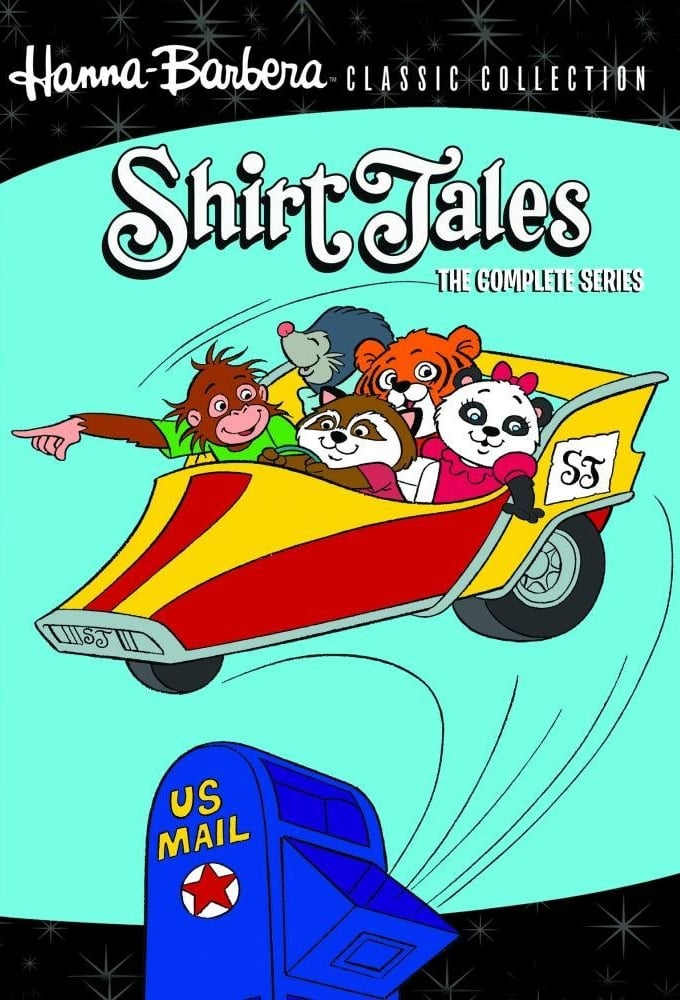 Shirt tales TV Shows About Fighting Crime