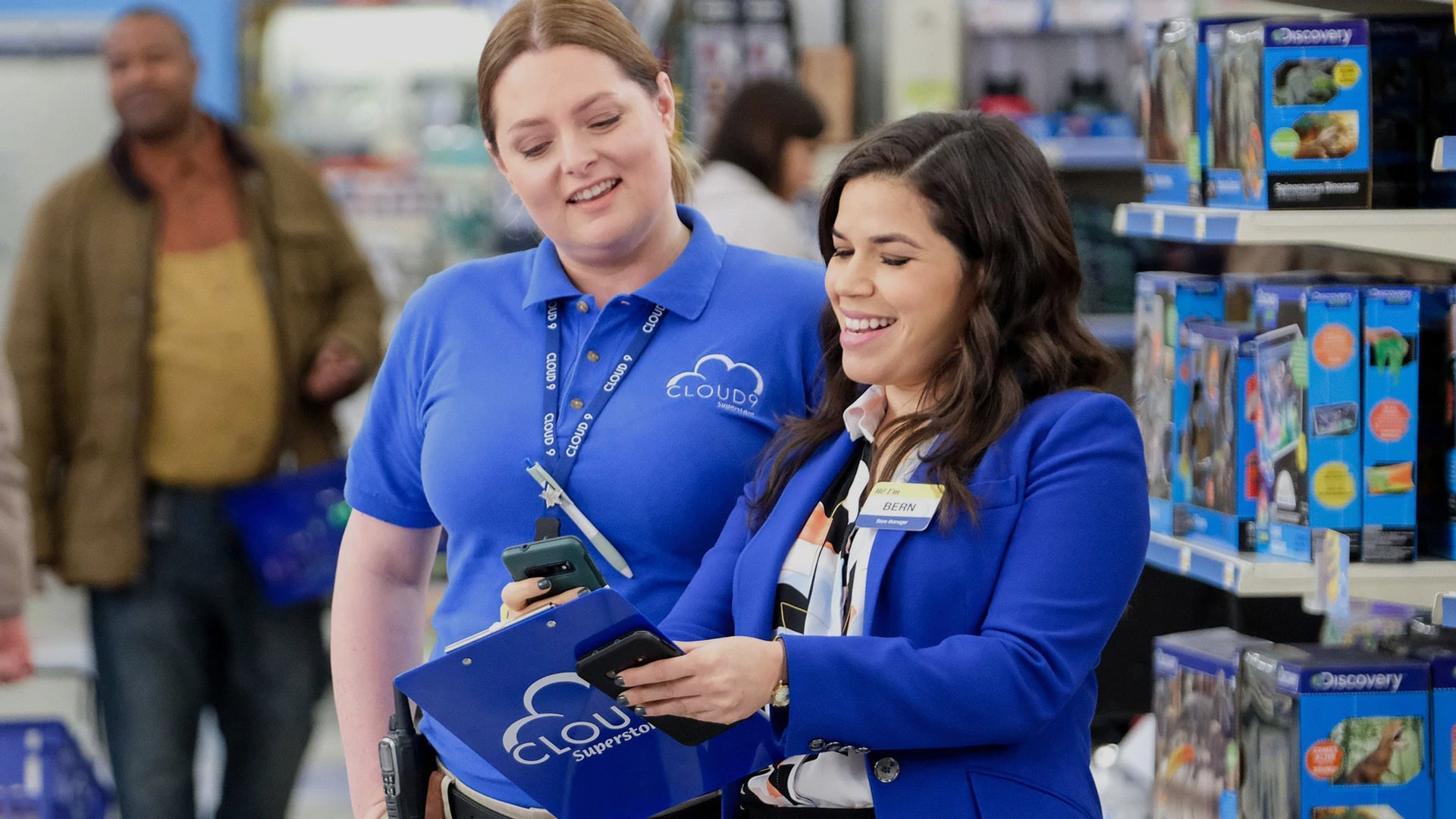 Superstore Season 5 :Episode 16  Employee App