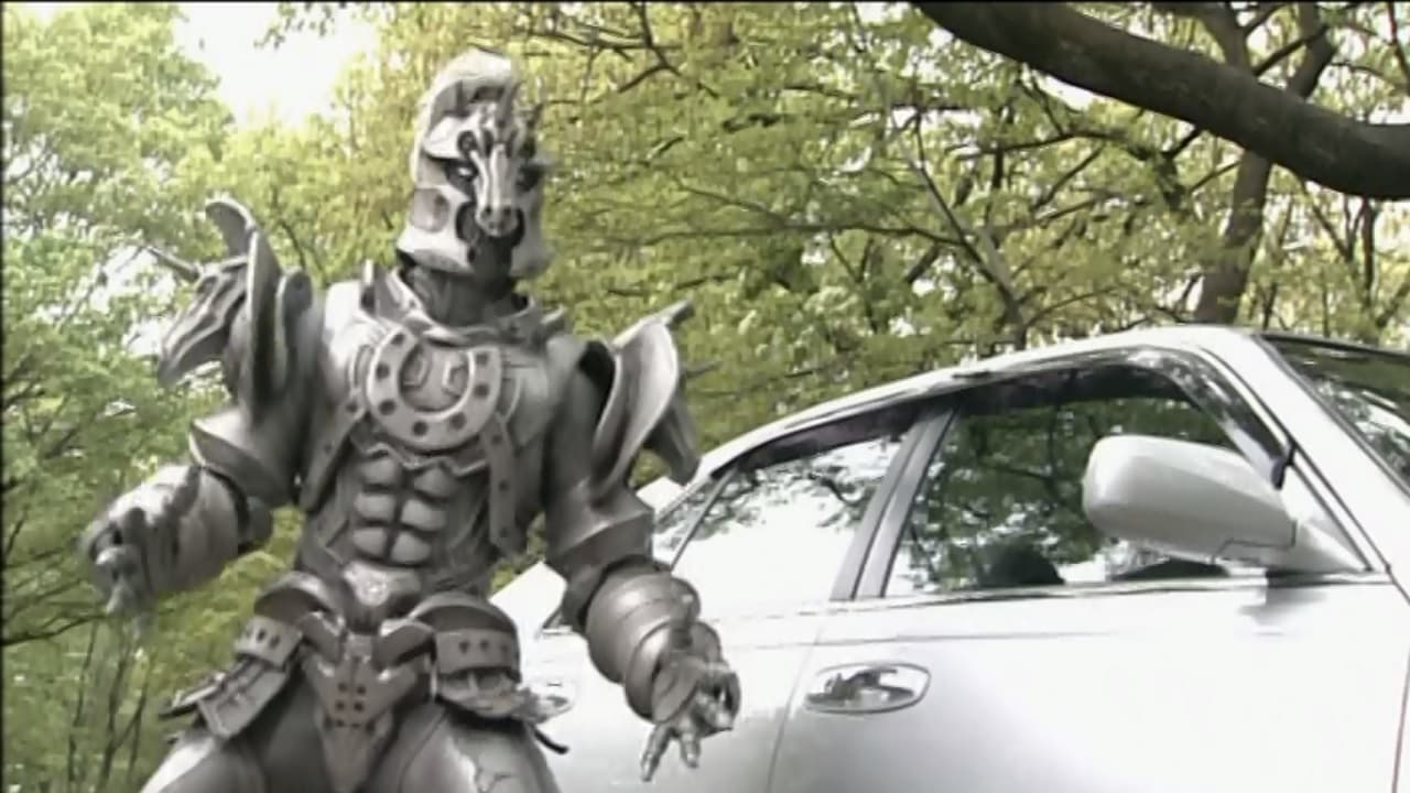Kamen Rider Season 13 :Episode 18  Narrow Escape from Death