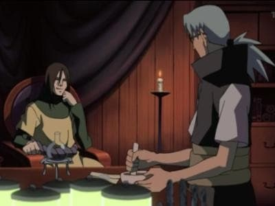 Naruto Shippūden Season 5 :Episode 89  The Price of Power