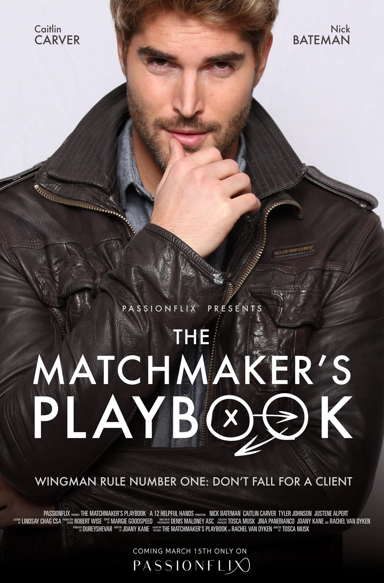 Ver The Matchmaker's Playbook Online HD Español (2018)